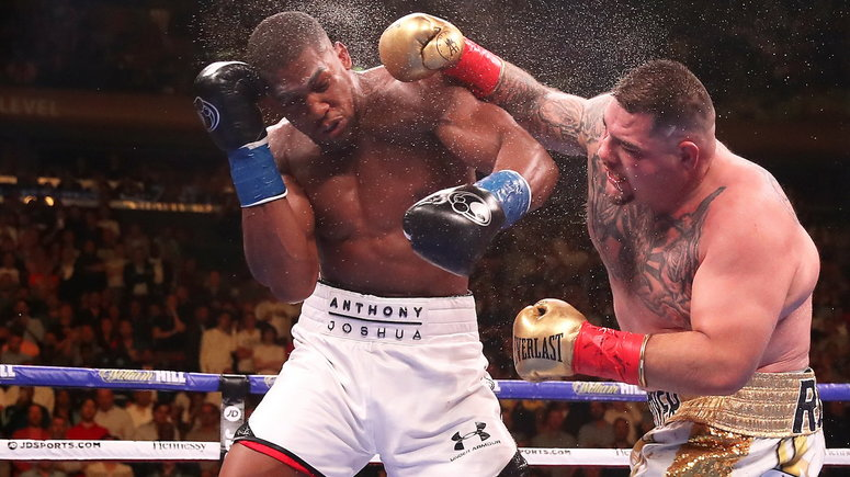 Anthony Joshua and Ruiz Jr have still not agreed on a venue for their December 7 rematch