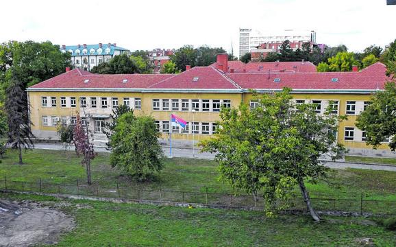 Portirnica bolnice označena kao kapitalni objekat