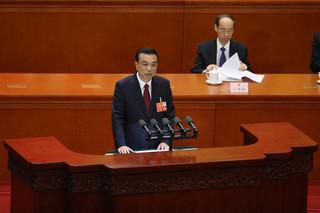 Plan rządu Chin: PKB na poziomie 6,5 proc. i redukcja ubóstwa