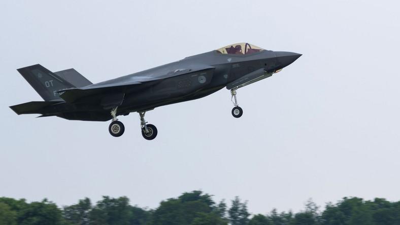 Myśliwiec F-35