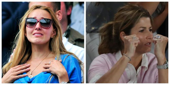Niko za Novaka i Rođžera ne navija kao Jelena i Mirka