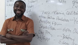 Kafui Dey lands new job as a lecturer
