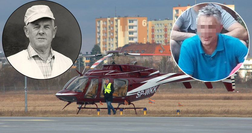 Polski milioner zginął razem z pilotem. Miał do niego bezgraniczne zaufanie. Ujawniamy nowe informacje