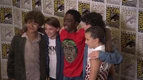 """Obsada serialu """"Stranger Things"""" na Comic-Conie w San Diego. """"Drugi sezon będzie dużo mroczniejszy"""""""