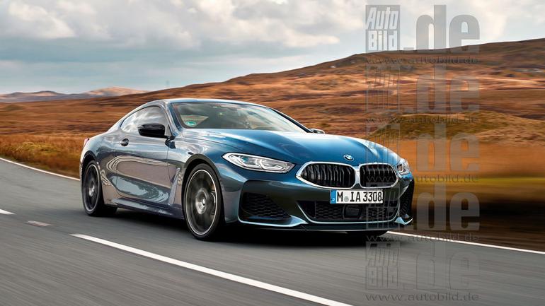BMW serii 8 - piękne, mocne i szybkie