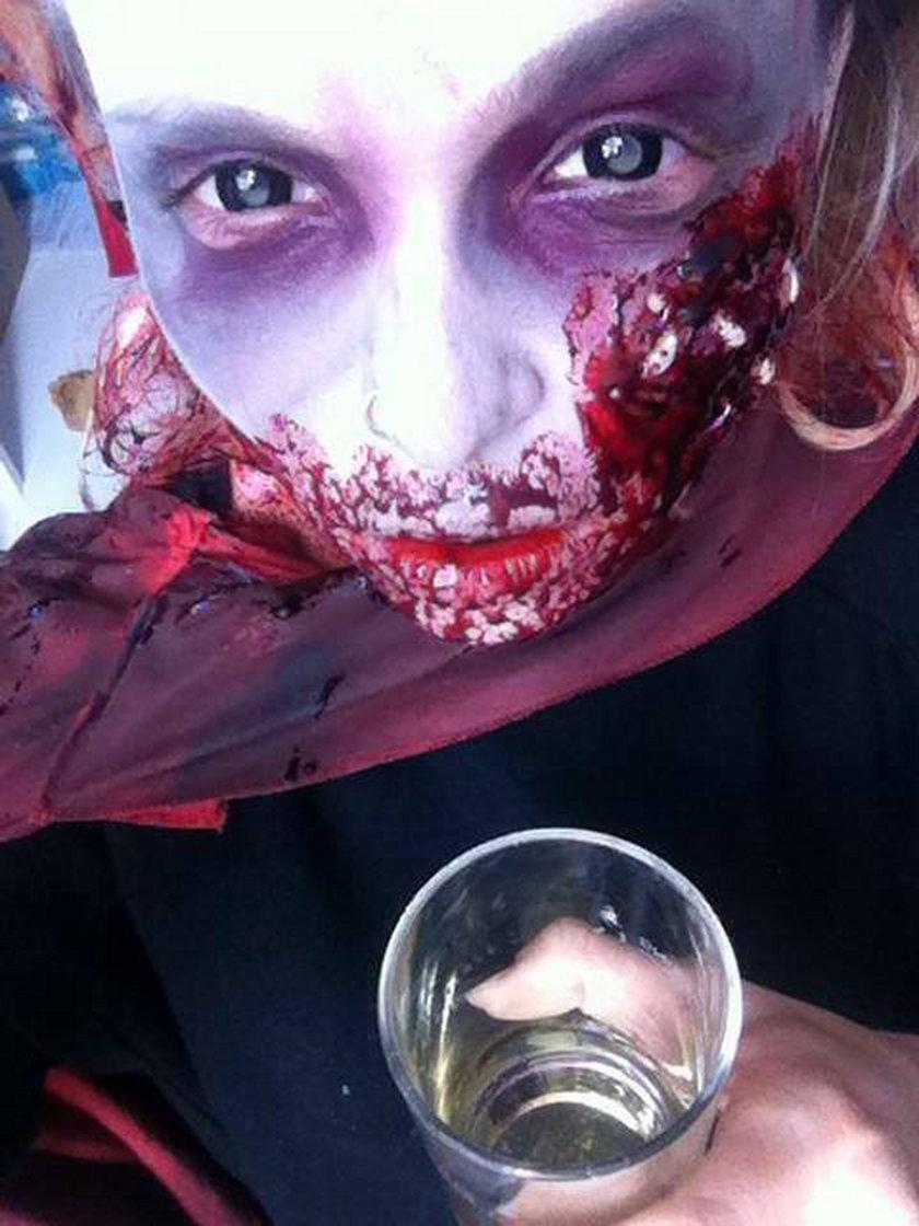 Candy Girl jako Zombie