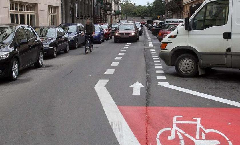 Od dziś w centrum rządzą rowerzyści