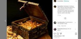 Skarb ekscentrycznego bogacza znaleziony!