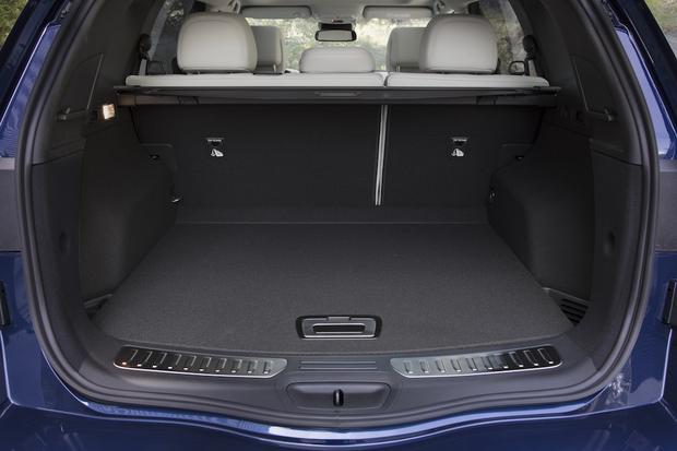 Renault Koleos – poj. bagażnika 498 l