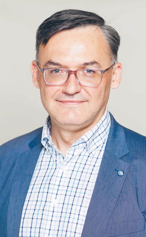 prof. Konrad Rejdak, prezes elekt Polskiego Towarzystwa Neurologicznego, kierownik Katedry i Kliniki Neurologii, Uniwersytet Medyczny w Lublinie  fot. materiały prasowe