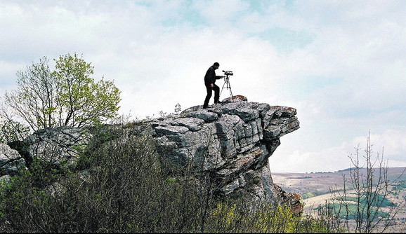 Na stenama Rosomačkog vrha