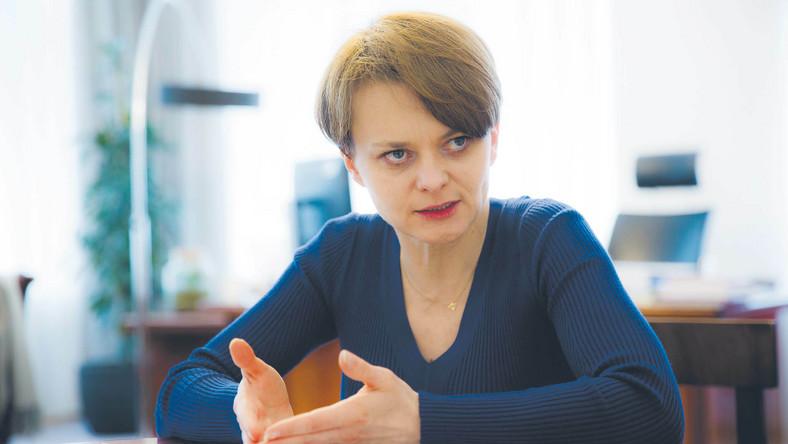 Jadwiga Emilewicz, wicepremier, minister rozwoju