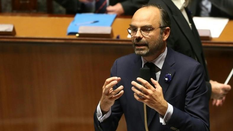 "French Prime Minister Edouard Philippe: ""Every aggression perpetrated against one of our citizens because he is Jewish echoes like the breaking of new crystal"""