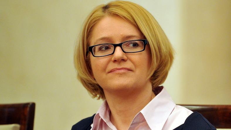 Kozłowska-Rajewicz: List Kempy do żony premiera jest bezczelny