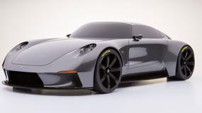 Kultowe Porsche 911 – futurystyczna wizja