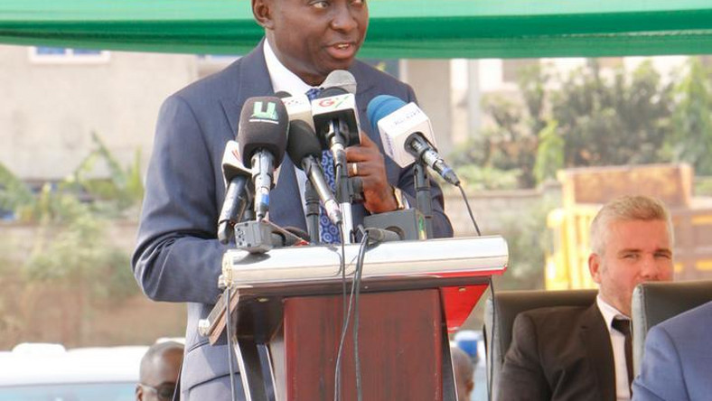 Minister of Housin, Atta Akyea