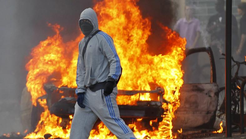 """""""Tydzień upokorzenia Londynu, intifada marginesu"""""""