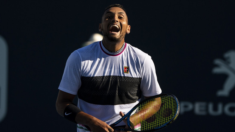 Nick Krygios, tennis bad boy