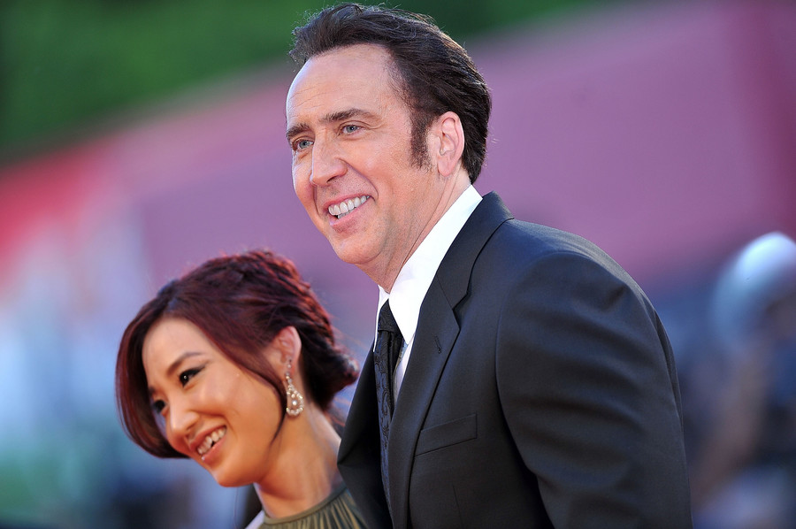 Nicolas Cage fot. Stefania D'Alessandro / Contributor/ GettyImages