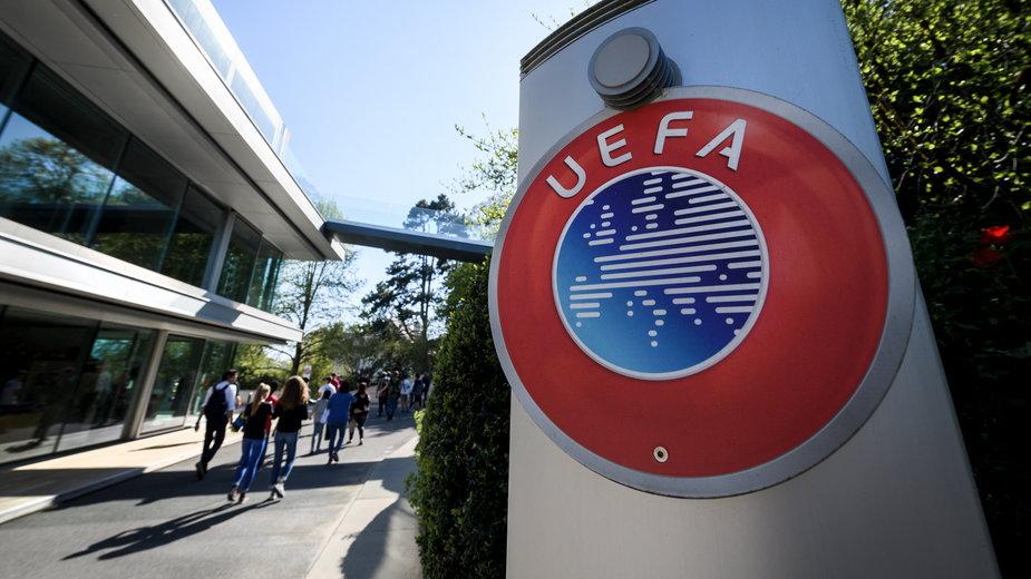 Siedziba UEFA, Nyon
