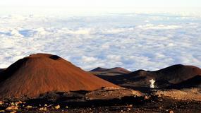 Hawajczycy nie chcą teleskopu na szczycie świętej góry Mauna Kea