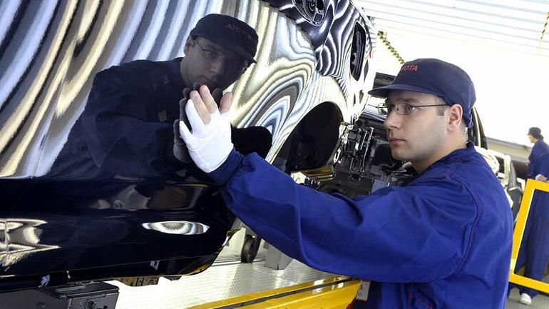 Toyota Avensis: start produkcji w brytyjskim zakładzie