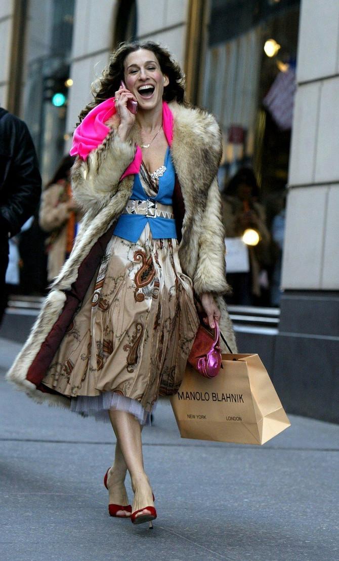 Keri Bredšo donela je revoluciju u svetu ženske mode