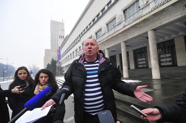 Novi Sad 527 ugljesa grgur gvozden agencija tuzba protiv bojana pajtica foto robert getel