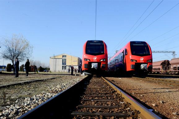 Pruga Beograd - Budimpešta