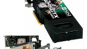 MSI GeForce GTX 295 w obiektywie