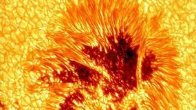 Niezwykłe zdjęcia Słońca zrobione przez naukowców