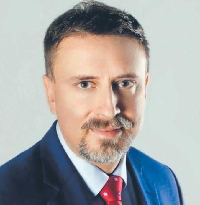 Maciej Czapiewski biegły rewident, partner HLB M2 Audyt. Fot. Materiały prasowe.