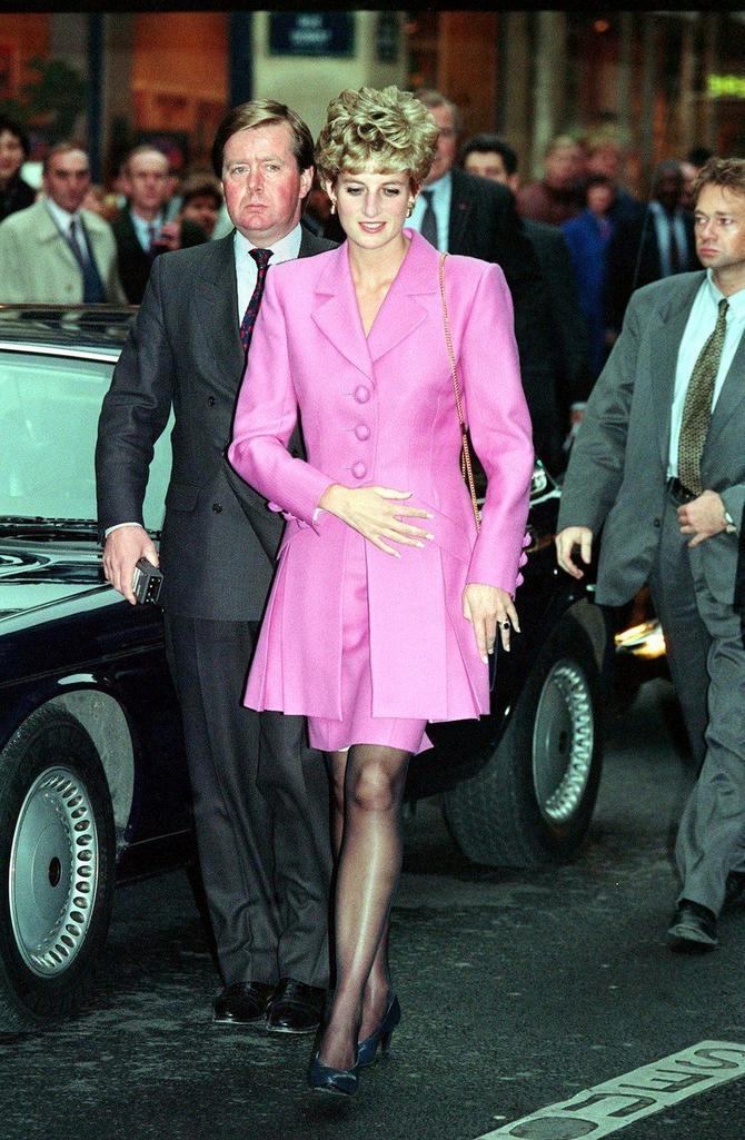 Princeza Dajana  1992. godine