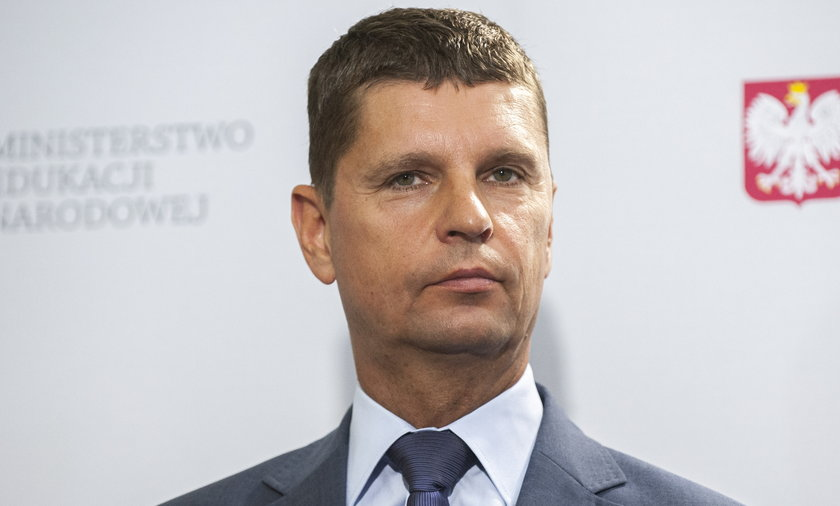 Dariusz Piontkowski uspokaja tegorocznych maturzystów. Twierdzi, że egzaminy nie będą trudniejsze od tych w ubiegłym roku