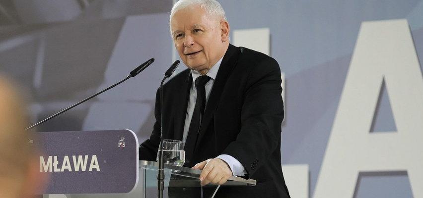 Kaczyński: chcemy, żeby ludzie w całej Polsce mieli tak samo