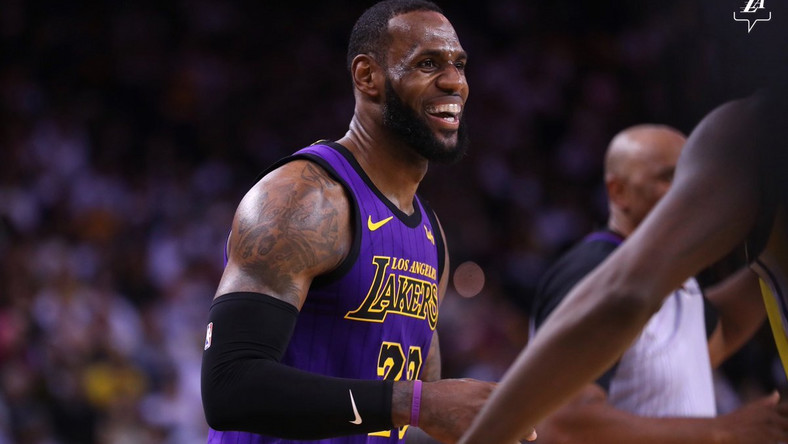 LeBron James again was impressive as the Lakers beat the Warriors [Lakers]