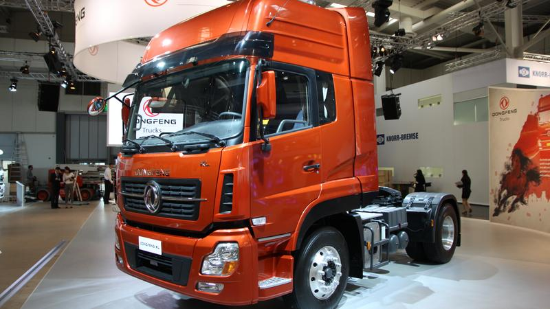 Dongfeng KL 2014