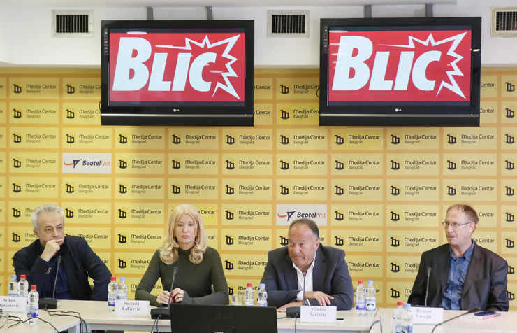 Blic panel medija centar