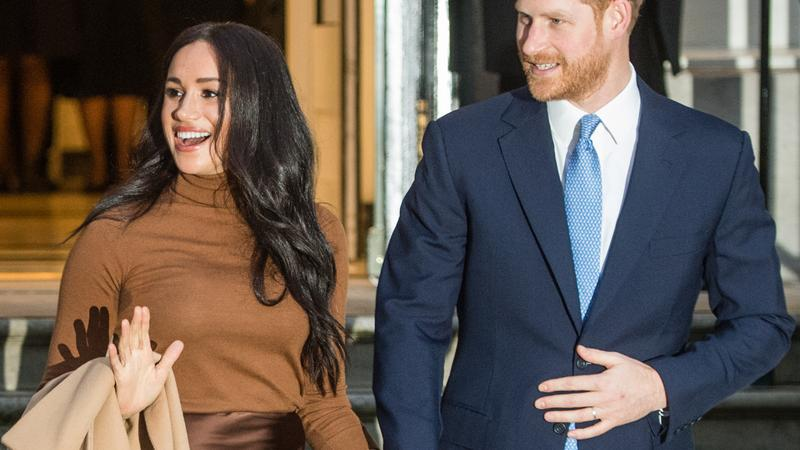 Meghan Markle és Harry herceg / fotó: Getty Images