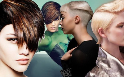 Fryzury Dla Krótkich Włosów Katalog 2013