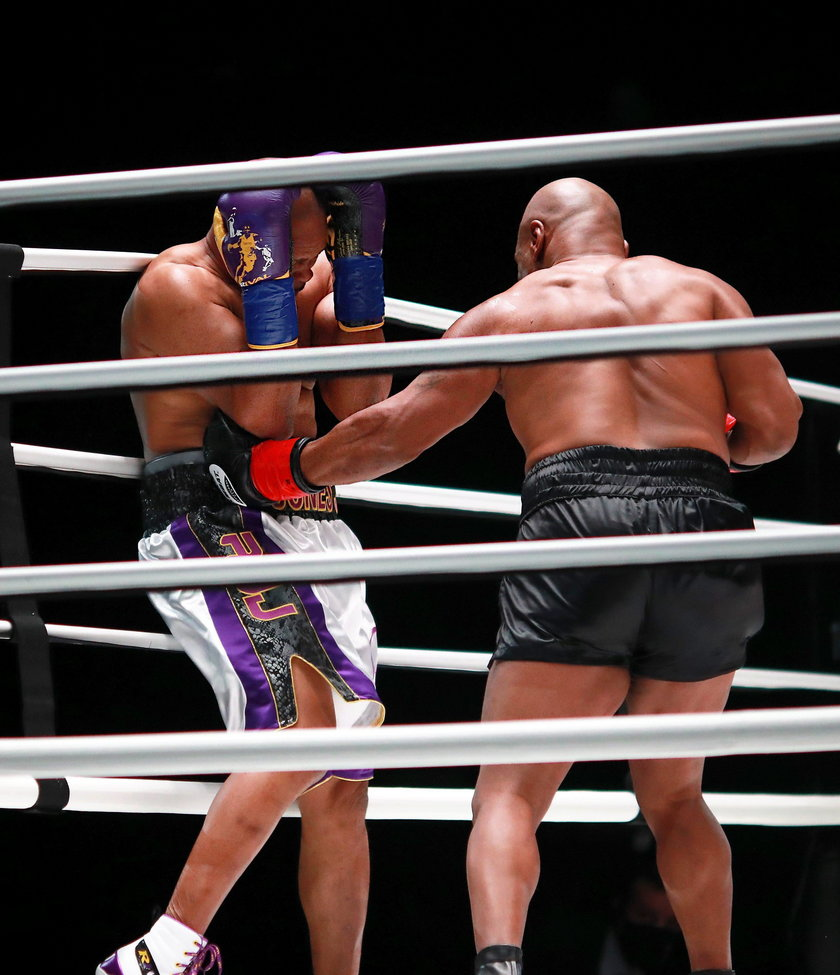 Mike Tyson i Roy Jones