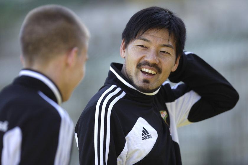 Matsui wróci do Japonii