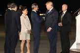 Donald Tramp dočekan u Singapuru