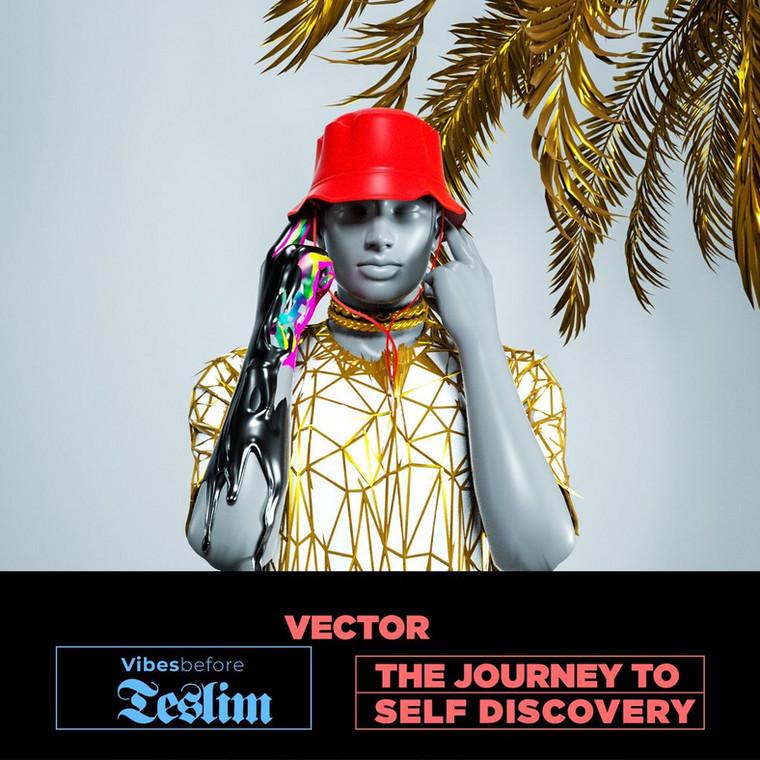 Vector releases 'Vibes Before TESLIM.' (Twitter/VectorThaVIPER)