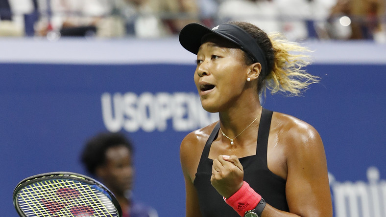 Naomi Osaka wygrała z Sereną Williams | US Open