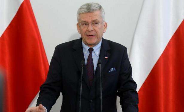 Marszałek Stanisław Karczewski poinformował, że senator Stanisław Kogut sam zgłosi się do prokuratury