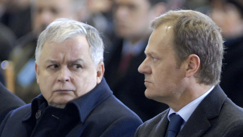 Kaczyński, prezes PiS: PO jest główna formacją postkomunistyczną
