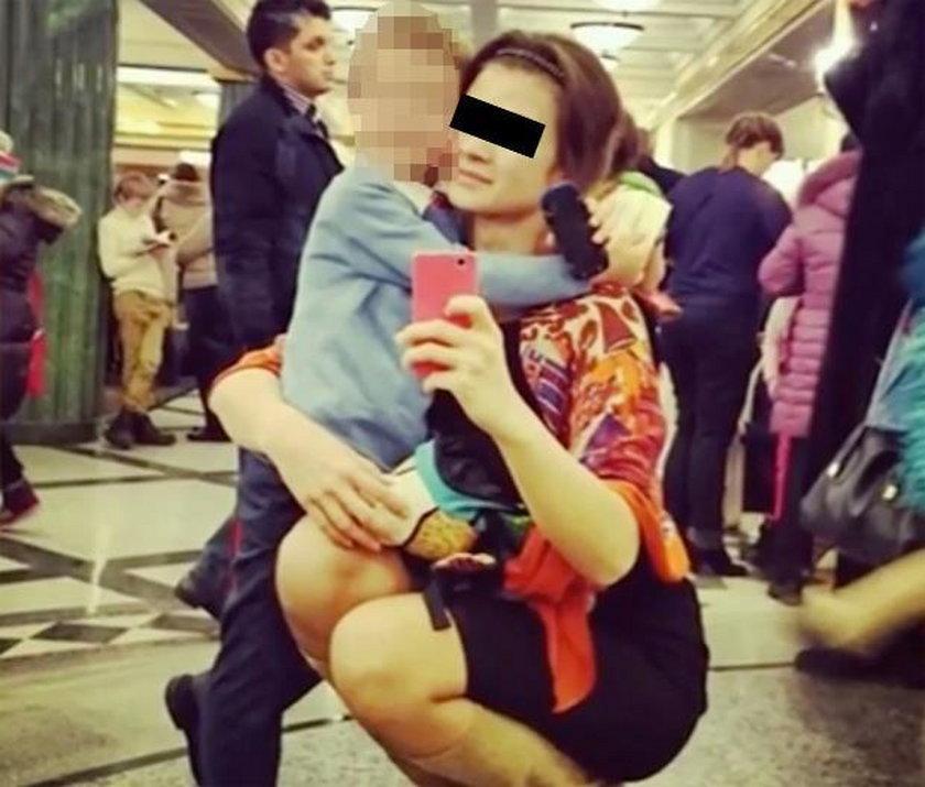 Natalia porzuciła nagie dzieci w lesie. Ojcem dwojga jest żonaty bogacz