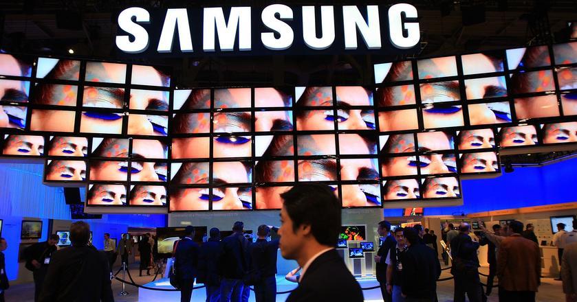 Samsung wypracował rekordowy zysk operacyjny w drugim kwartale 2017 r. To głównie zasługa działu produkującego pamięć i półprzewodniki