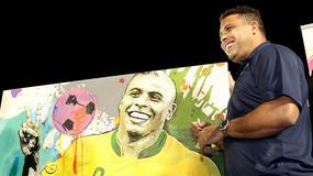 """Legendarny Ronaldo wybrał """"drużynę marzeń"""""""
